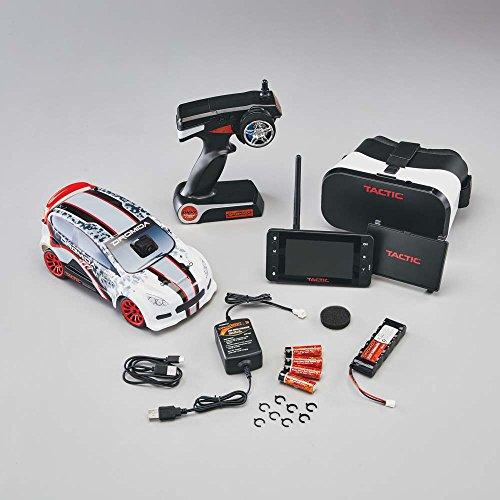 1/18 Rally Car RTR FPV w/Camera/Goggles/Monitor