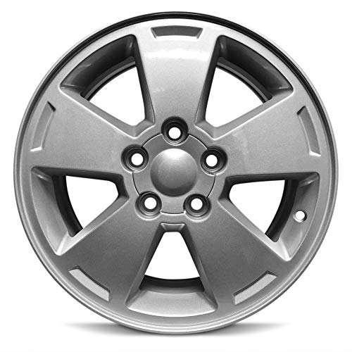 Road Ready Replacement For Aluminum Wheel Rim 16x6.5 Inch 06-12 Chevrolet Impala 06-07 Monte Carlo (Atv Aluminum Rims)
