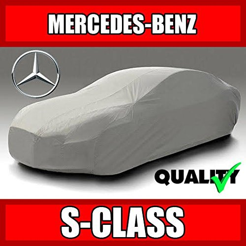 autopartsmarket Mercedes S-Class Coupe 2015 2016 2017 2018 Ultimate Waterproof Custom-Fit Car -