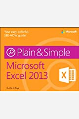 Microsoft Excel 2013 Plain & Simple Kindle Edition