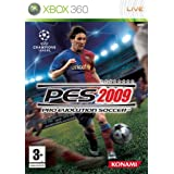 Pro Evolution Soccer 2009 (Xbox 360)by Konami