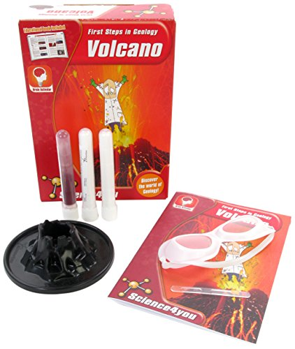 American Educational Products SFY-91222 First Steps in Geology, Volcano