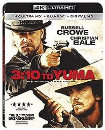 3:10 to Yuma 4K Ultra HD [Blu-ray + Digital HD]