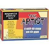 Magnetic Poetry - The Artist Kit - Words for Refrigerator - Write Poems and Letters on the Fridge - Made in the USA
