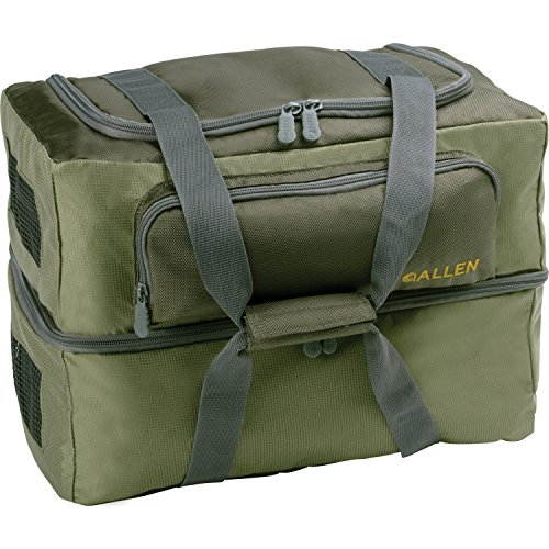 Allen Twin Creek Fishing Wader Bag, Olive