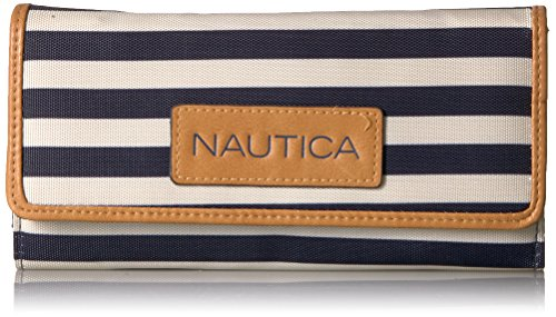 Nautica The Perfect Carry-All Money Manager RFID Blocking Wallet Organizer by Nautica