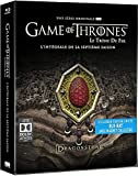 Game of Thrones (Le Trône de Fer) - Saison 7 - Edition limitée Steelbook - Blu-ray - HBO [BLURAY]