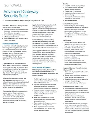SonicWall | SOHO Wireless-N TOTALSECURE 1YR | 01-SSC-0653