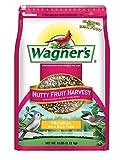 Wagner's 62072 Nutty Fruity Harvest Wild Bird Food Blend, 6-Pound Bag