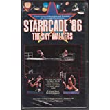 NWA WCW 1986 VHS STARRCADE '86 THE SKY WALKERS
