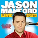 Jason Manford - Live at the Manchester Apollo Performance by Jason Manford