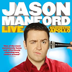 Jason Manford - Live at the Manchester Apollo Performance