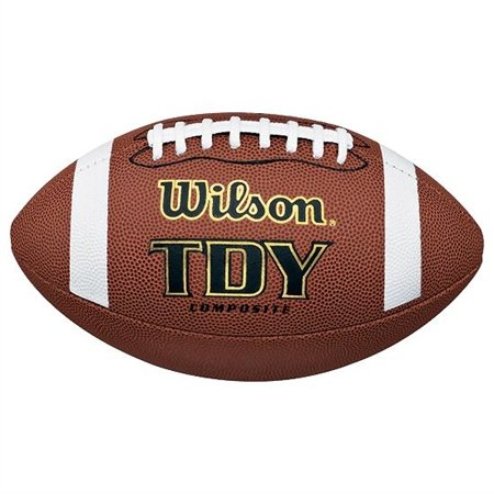 Wilson Tdy Composite Football - Wilson TDY Composite Youth Football