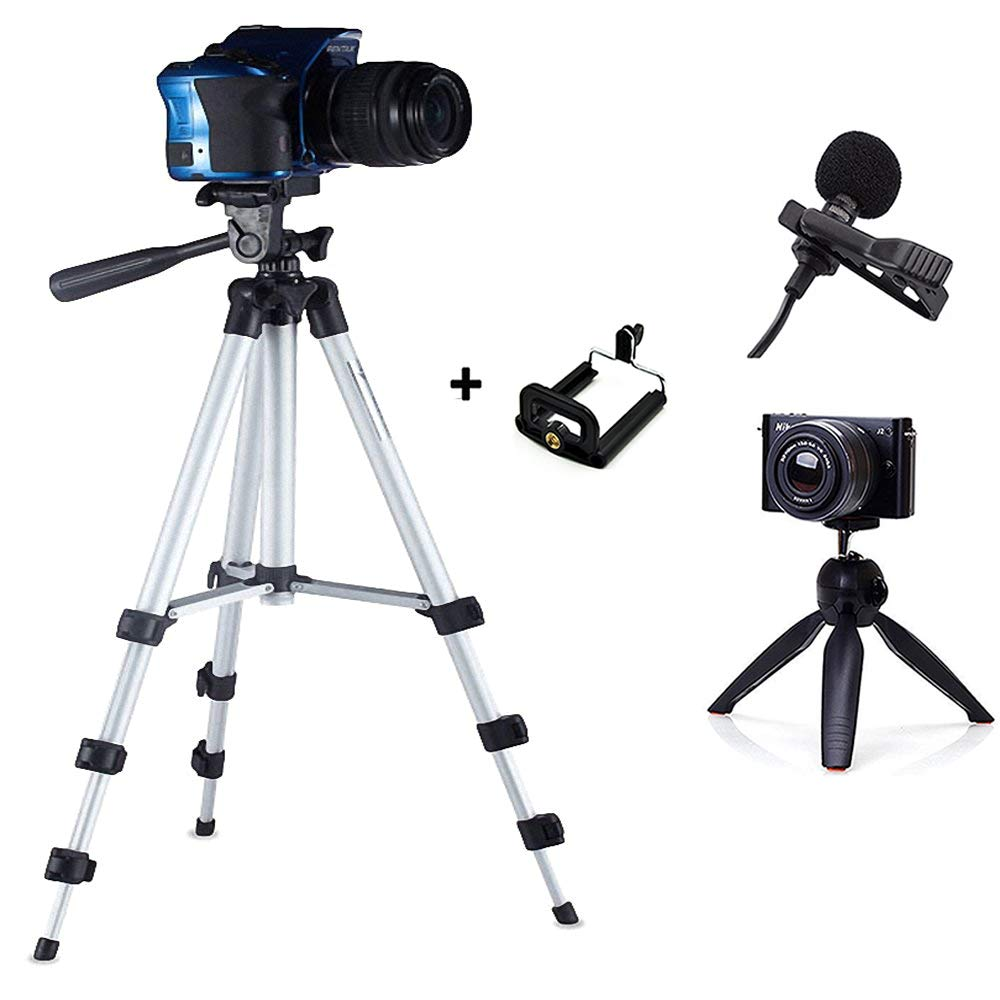 Eloies 40.2 inch Portable Adjustable Tripod