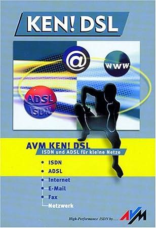 AVM KEN!DSL DRIVERS FOR WINDOWS MAC