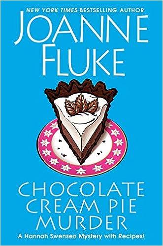 Image result for Chocolate Cream Pie Murder, Joanne Fluke
