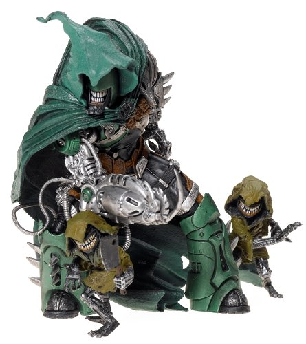 McFarlane Toys Spawn Series 26: Curse 2 the Spawn Bible by Unknown (Toy Spawn 1 Series Mcfarlane)