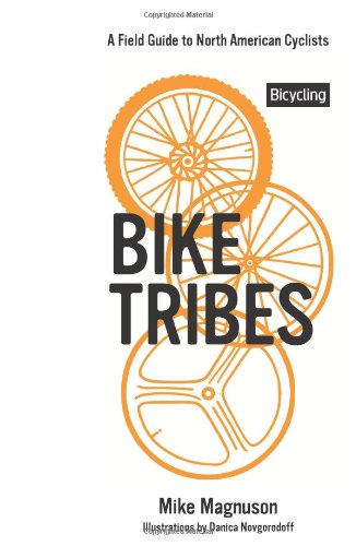 Bike Tribes: A Field Guide to North American - Shopping Map Boston