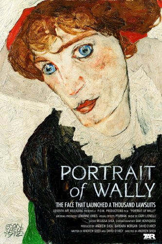 Portrait of Wally (Portrait Painting Video)