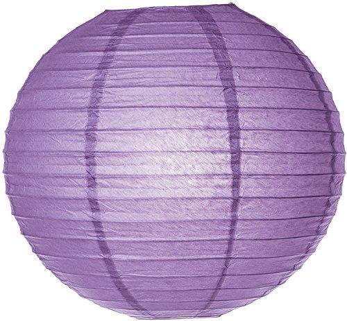 Bazaar Paper Lanterns Purple Parallel