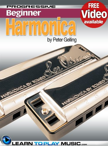 Harmonica Lessons for Beginners: Teach Yourself How to Play Harmonica (Free Video Available) (Progressive ()