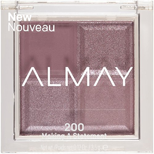 Almay Shadow Squad, eyeshadow palette