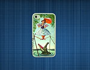 Iphone 4 case - Haunted mansion iphone 4s case rubber iphone case
