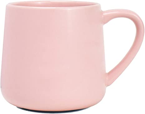 Pink Ceramic Cup
