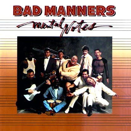 Bad Manners: Mental Notes [Vinyl LP] [Stereo]