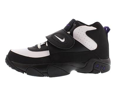 Nike Air Mission Boy's Training Shoes Size US 4, Regular Width, Color Black/