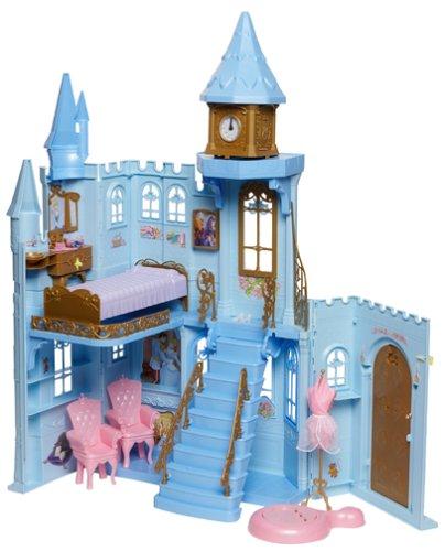 Mattel Walt Disney's Cinderella: Enchanted Evening Castle