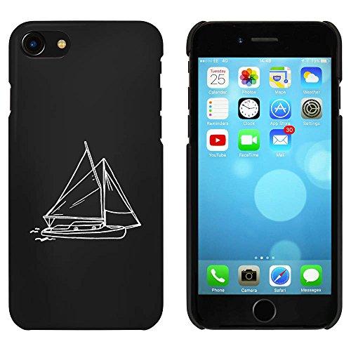 Schwarz 'Yacht' Hülle für iPhone 7 (MC00080905)