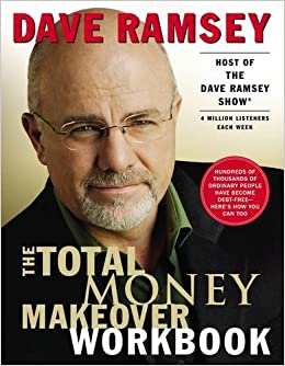 Printables Total Money Makeover Worksheets the total money makeover workbook dave ramsey 0020049024072 amazon com books