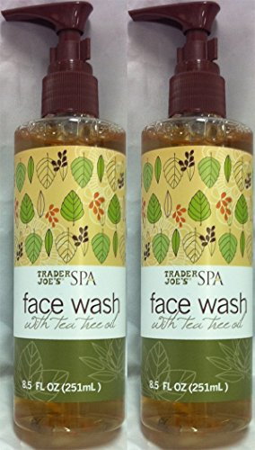 Pack Trader Joes Face Wash