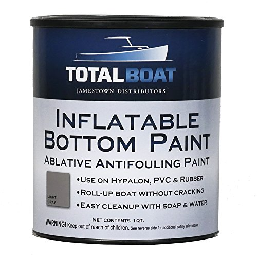 TotalBoat Inflatable Boat Bottom Paint - Mdr Inflatable Boat