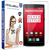 bagtag Cellbell One Plus One (Clear) Tempered Glass Screen Protector