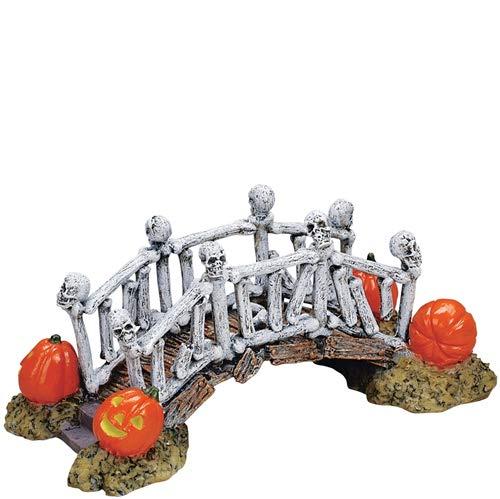 (Spooky Town Lemax Bridge of Bones)
