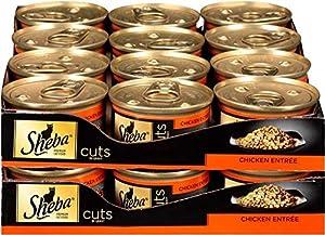 SHEBA Cuts in Gravy Adult Wet Cat Food