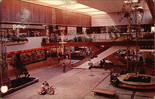 Southdale Shopping Center - Garden Court Minneapolis, Minnesota Original Vintage - Shopping Minneapolis