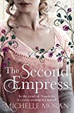 Front cover for the book The Second Empress by Michelle Moran