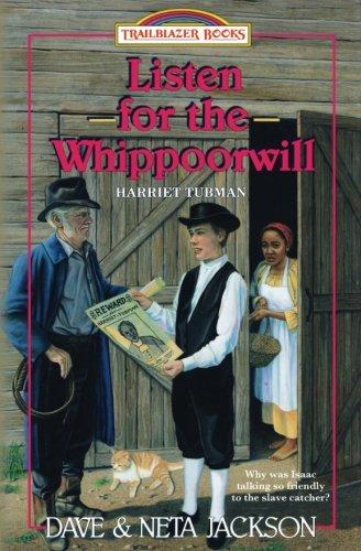 Listen for the Whippoorwill: Introducing Harriet Tubman (Trailblazer Books) (Volume - Books Red Girls Blazer