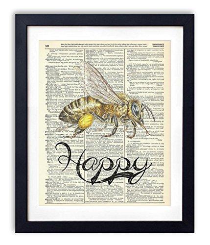 vintage bees - 9