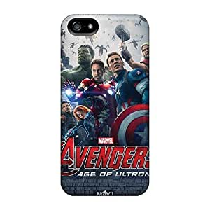 Iphone 5/5s IkY15302WoTr Allow Personal Design HD Big Hero 6 Skin Best Hard Cell-phone Case -KerryParsons