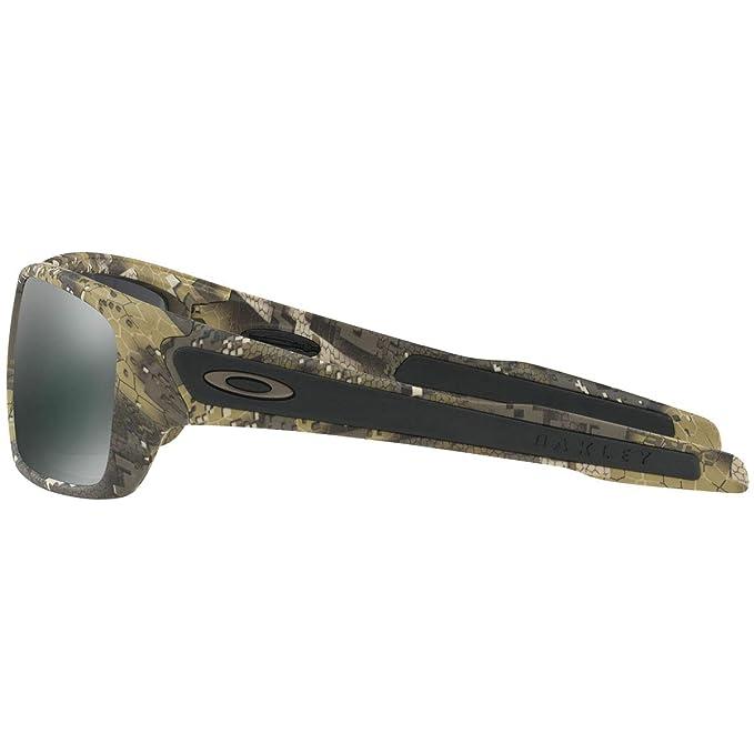 ada90b5315650 Amazon.com  Oakley Men s Turbine Non-Polarized Iridium Rectangular  Sunglasses