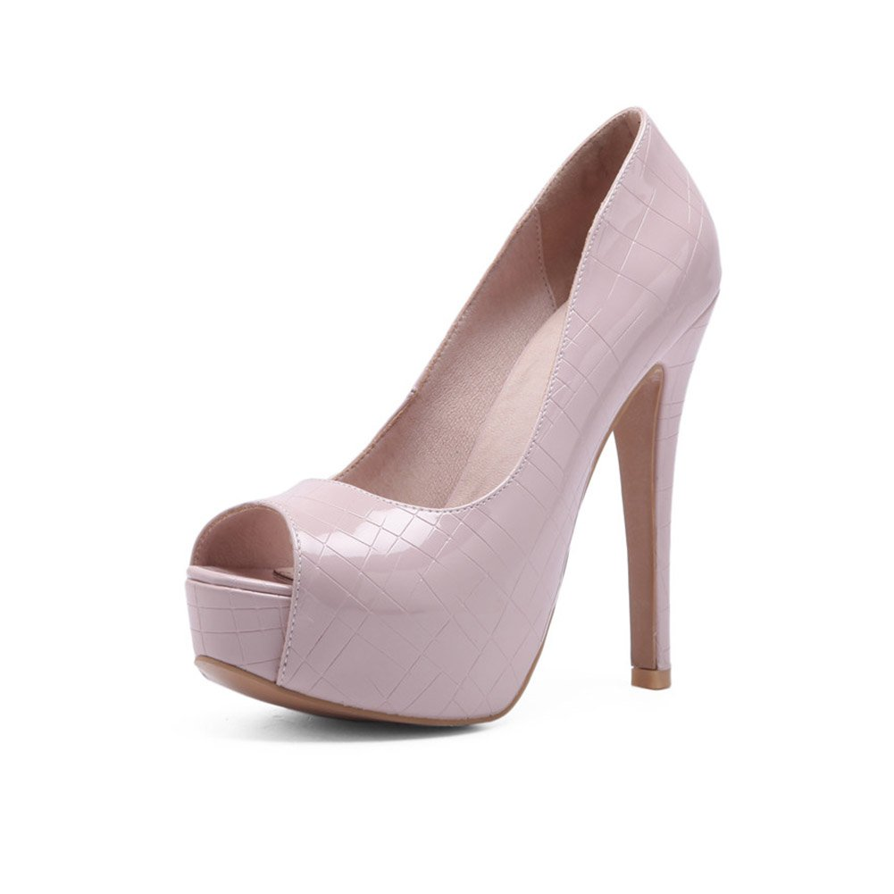 N.Y.L.A. XUERUI New Sexy Super High Heels Comfortable Female Platform With Fine Shoes (Size : EU37/UK4.5-5/CN37) by N.Y.L.A. (Image #1)
