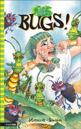 Read Online Bugs! (Bible Critters) pdf