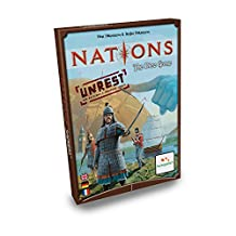 Nations: Dice Game: Unrest