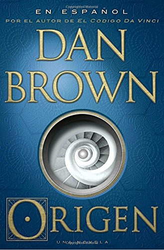 Book cover from Origen (En espanol) (Spanish Edition) by Dan Brown