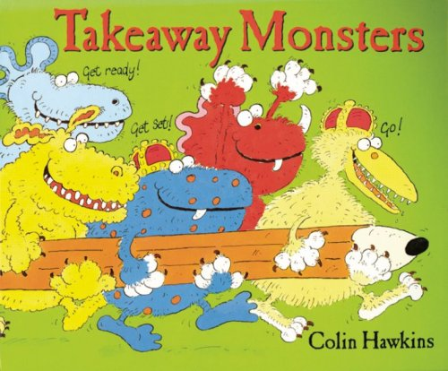 Takeaway Monsters (Education Through Delight) pdf epub
