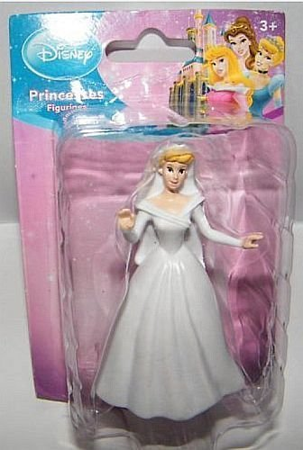 Disney Princess Cinderella Figurine 2''-3'' Cake Topper